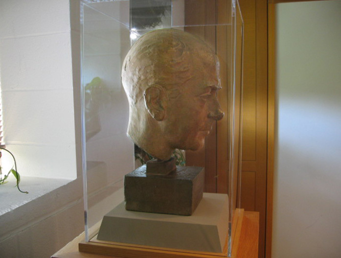 Bust of Eugene Ormandy