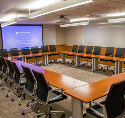 Lippincott Library Seminar Room (room 242)