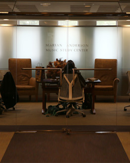 Marian Anderson Study Center