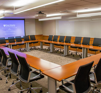 Lippincott Library Seminar Room
