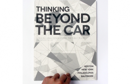 Thinking Beyond The Car: Front cover