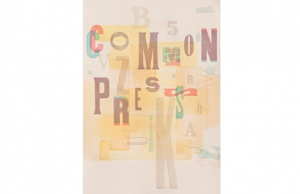 """Common Press"" poster"