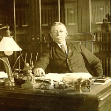 Photograph of Edgar Fahs Smith