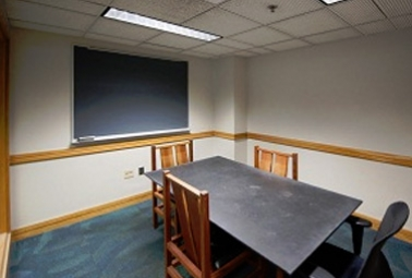 Rooms 101.8 - 101.10 (Class of 1963 Group Study Suite)