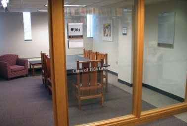 Class of 1964 Group Study Suite