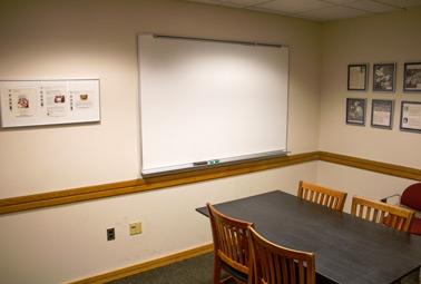 Class of 1953 Group Study Suite Rooms 254 & 255