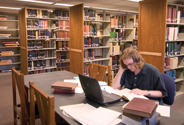 Weigle Medieval Studies Resource Room