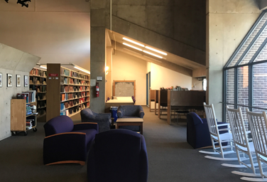 Level 2 Study Space