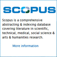 Scopus is a comprehensive abstracting & indexing database covering literature in scientific, technical, medical, social science, & arts & humanities research. See more