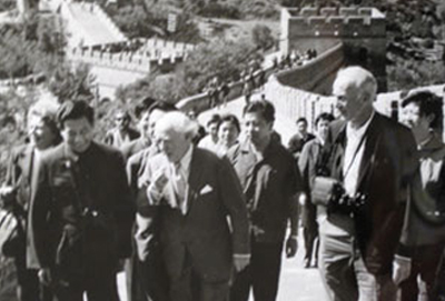 Ormandy in China, 1973