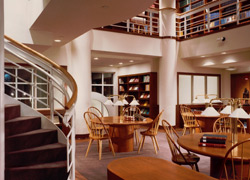 Library at the Katz CAJS