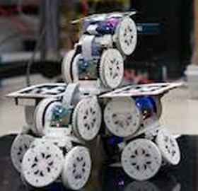MODLAB: SMORES-EP (Self-Assembling MOdular Robot for Extreme Shapeshifting)