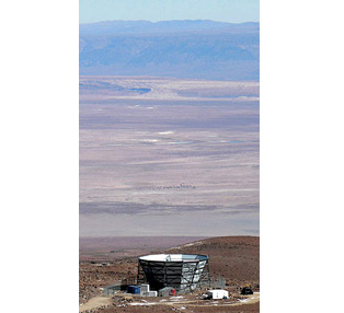 Atacama Cosmology Telescope (ACT)