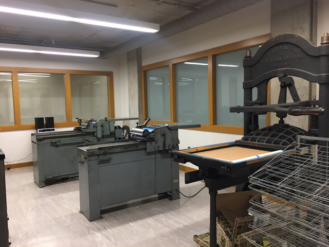 Common Press space