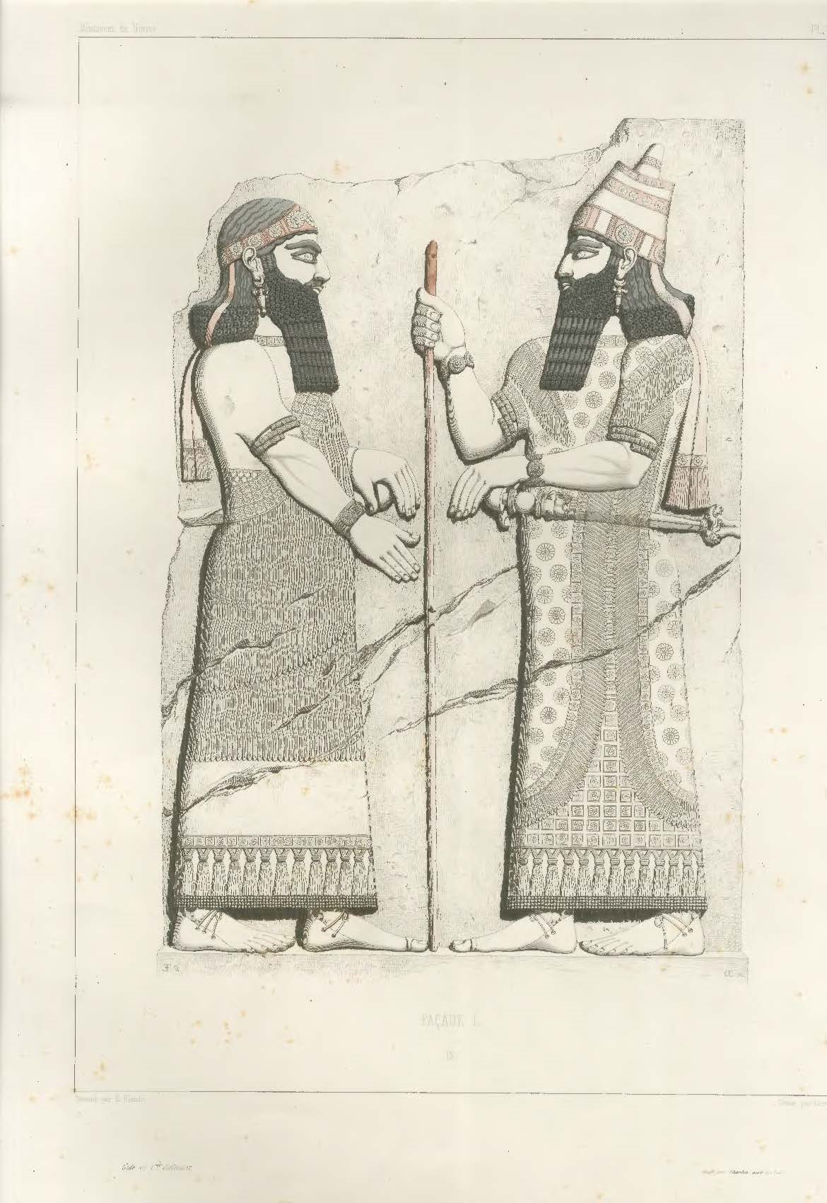 Illustration showing 2 figures