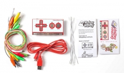 Makey Makey Kit contents