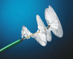 Helex Septal Occluder - part of Medical Device Shared Shelf Collection. Click for more info.