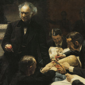 The Gross Clinic, Thomas Eakins