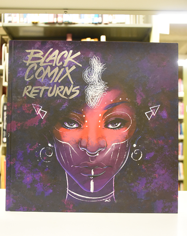 Black Comix Returns
