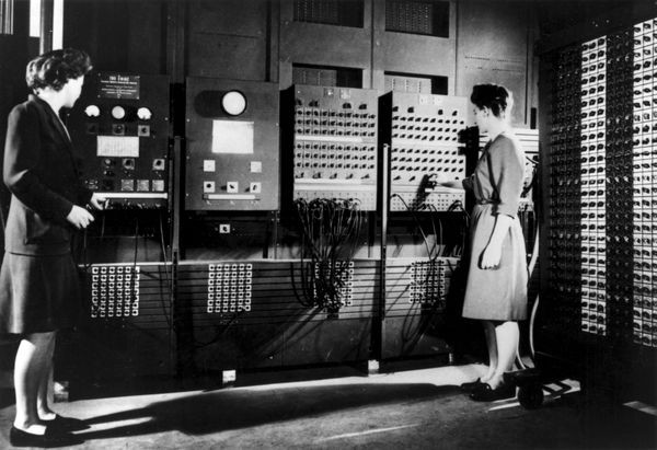 Early ENIAC programmers