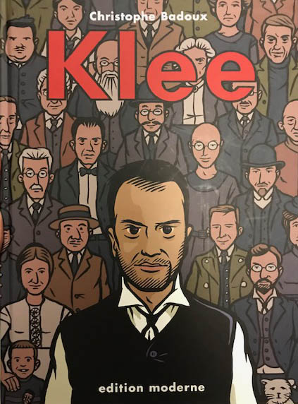 Klee by Christophe Badoux