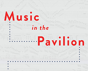 Music in the Pavilion Logo