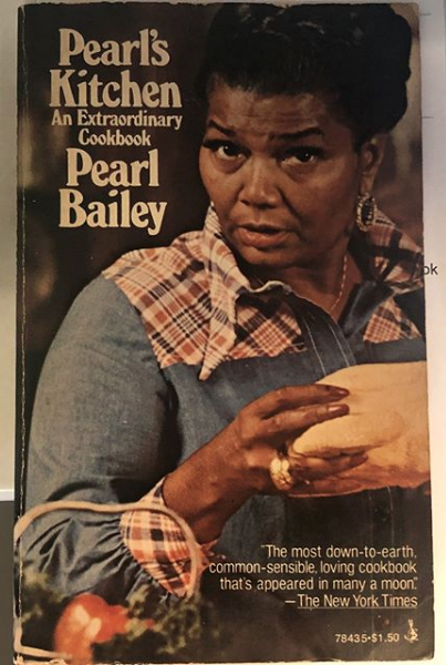 See what we are cooking, follow us on instagram: <em>Pearl's Kitchen</em>, 1974.  Joanna Banks Collection of African American Cookbooks