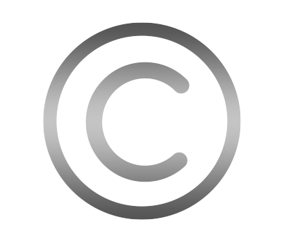 the copyright symbol a c within a circle