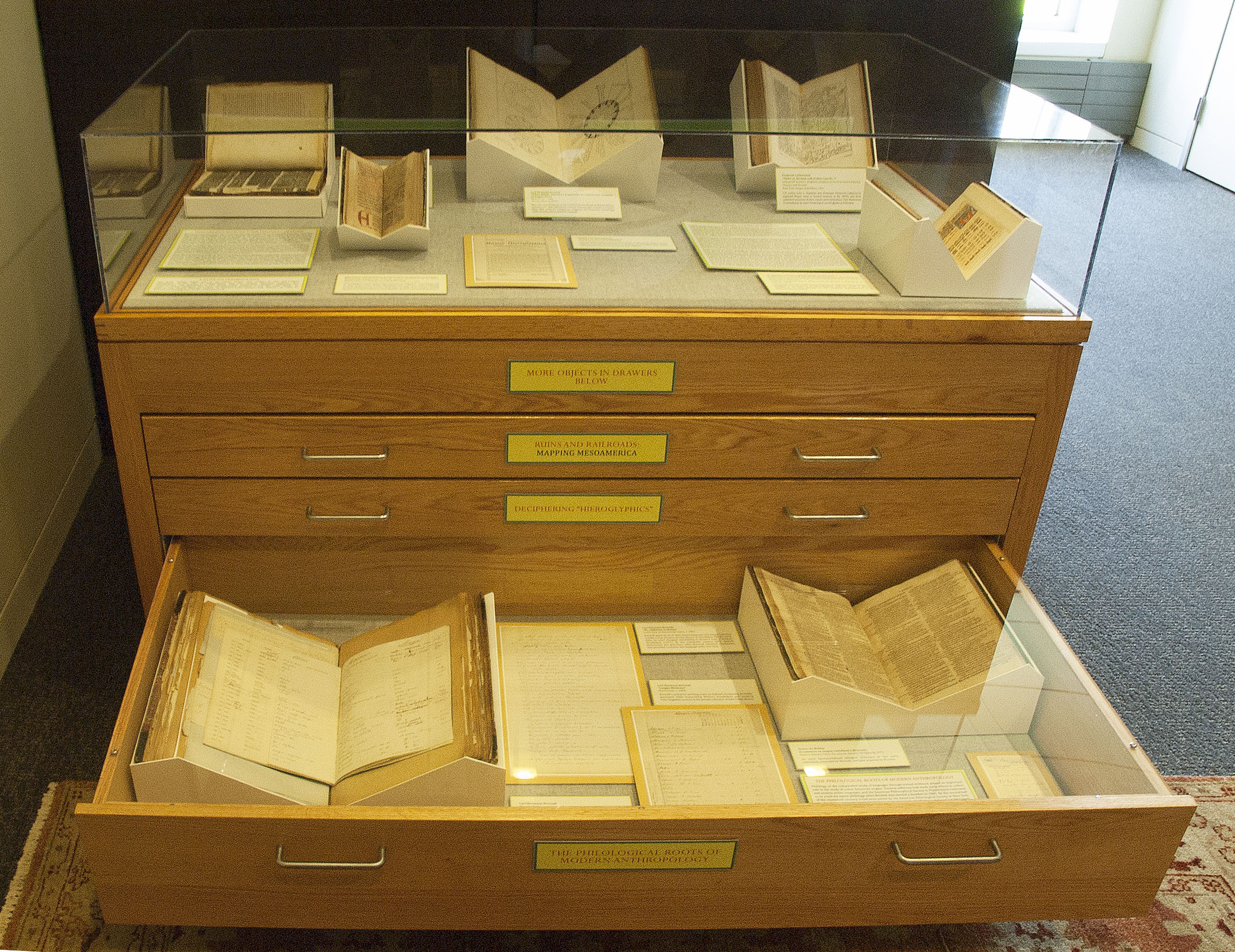 Drawer 3 - The Philological Roots of Modern Anthropology