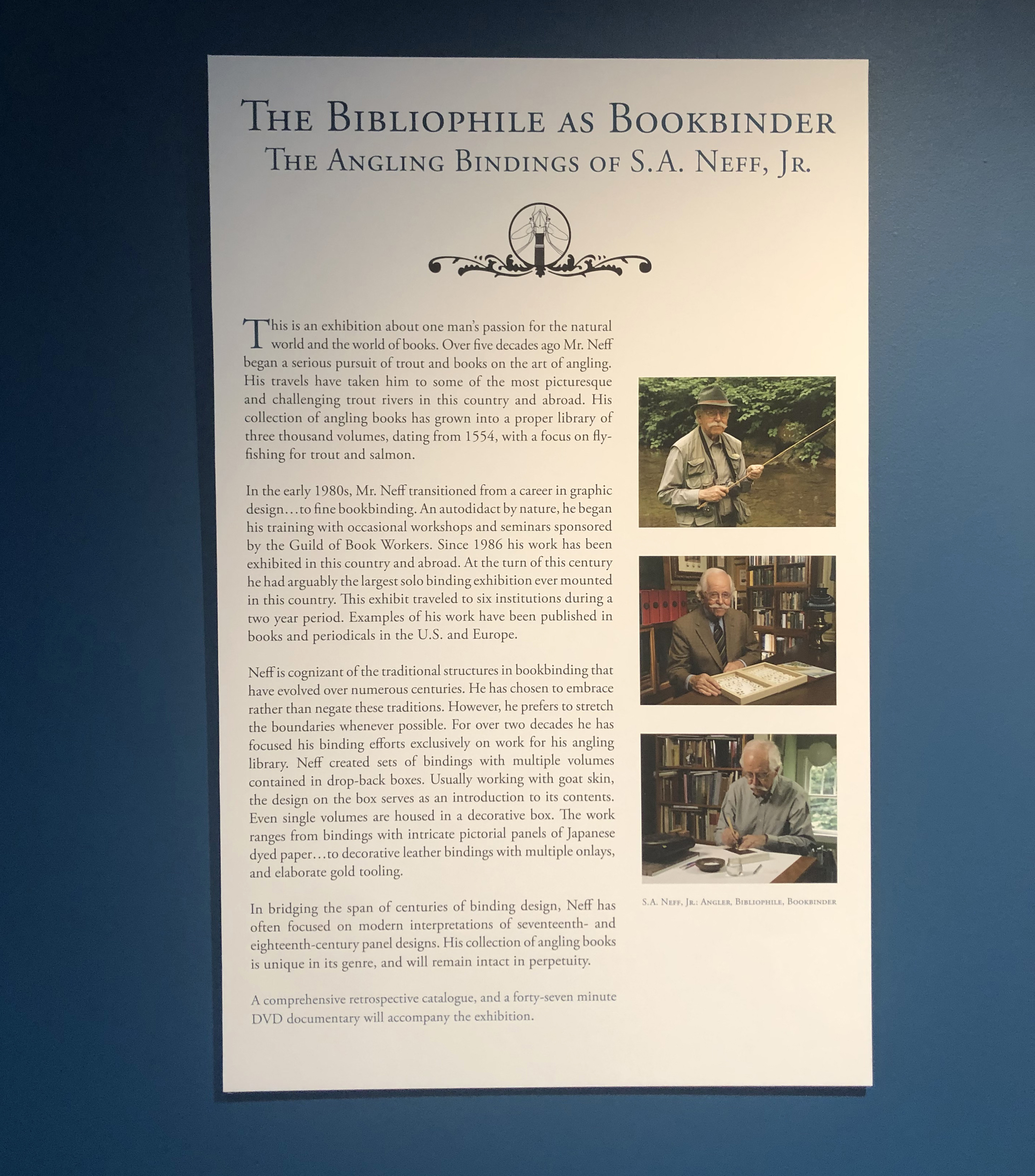 The Bibliophile as Bookbinder Introduction