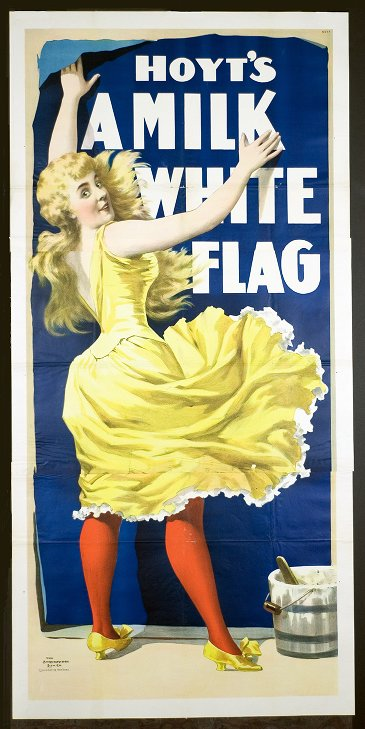 A Milk White Flag - Call number: Theatrical Poster T/Ho925.7 XXL Shelf