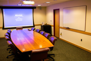Photo of Glossberg Seminar Room