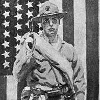 Soldier from World War I