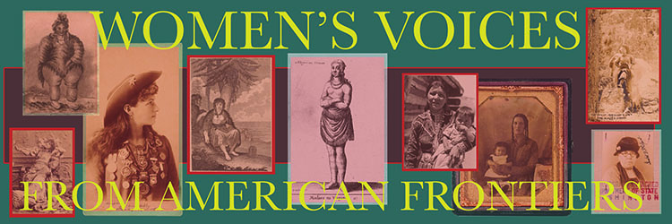 Women's Voices from American Frontiers