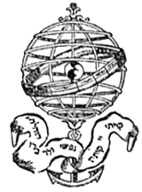 Printers' mark of Abraham Usque [16th century]