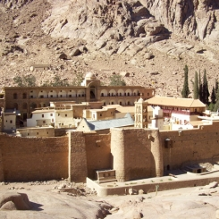 Monastery of Saint Catherine in the Sinai