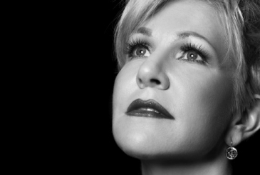 Joyce DiDonato, photo portrait courtesy of Chris Singer