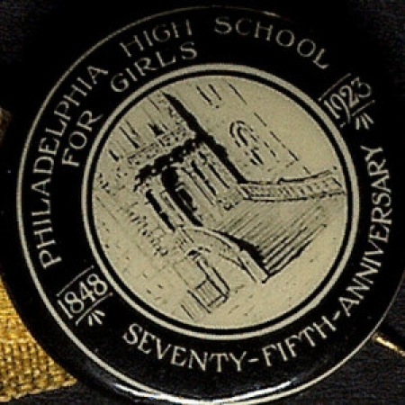 Philadelphia High School for Girls emblem