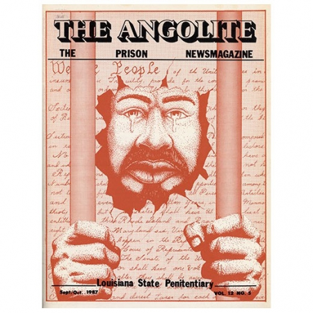 The Angolite (example cover for American Prison Newspapers, 1800-2020)