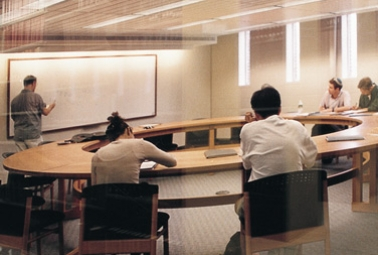 Weigle teaching seminar room