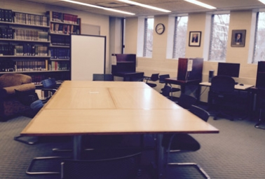 Middle East Studies Seminar Room