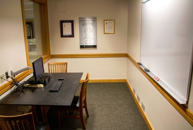 Class of 1955 Consultation Room 248