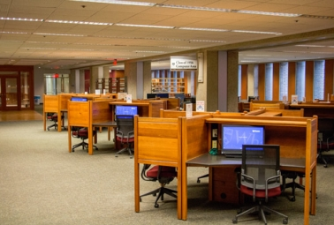 Class of 1956 Computer Area