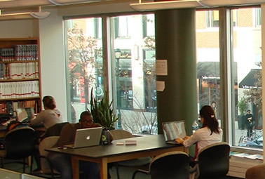 Annenberg School for Communications Library