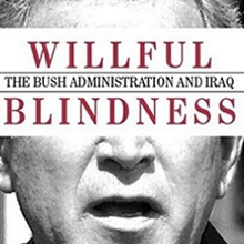 Cover of Willful Blindness, detail