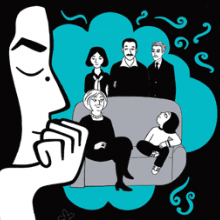 Cover for Marjane Satrapi's The Complete Persepolis