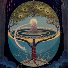 Illustration from Manly P. Hall, An Encyclopedic Outline of Masonic, Hermetic, Cabbalistic and Rosicrucian Symbolical Philosophy (San Francisco, 1928), Kislak Center