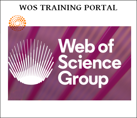 Web of Science training portal