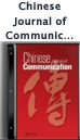 Chinese Journal of Communication